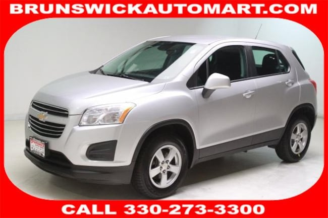2015 Chevrolet Trax AWD 4dr LS w/1LS SUV for sale in Medina, OH at Brunswick Mazda
