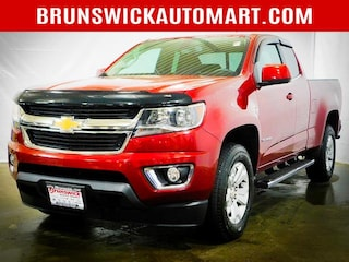 Used 2018 Chevrolet Colorado 2WD Ext Cab 128.3 LT Truck Extended Cab 1GCHSCEN9J1131068 T200294B in Brunswick, OH