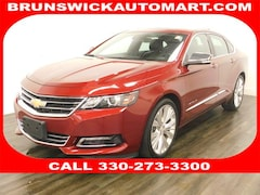 2017 Chevrolet Impala 4dr Sdn Premier w/2LZ Sedan 2G1145S38H9190590 for sale in Medina, OH at Brunswick Mazda