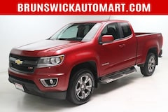 2018 Chevrolet Colorado 4WD Ext Cab 128.3 Z71 Truck Extended Cab 1GCHTDEN5J1122726 for sale in Medina, OH at Brunswick Mazda