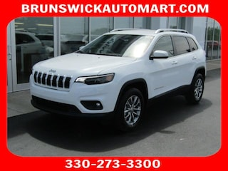 New 2019 Jeep Cherokee LATITUDE PLUS 4X4 Sport Utility J190346 in Brunswick, OH