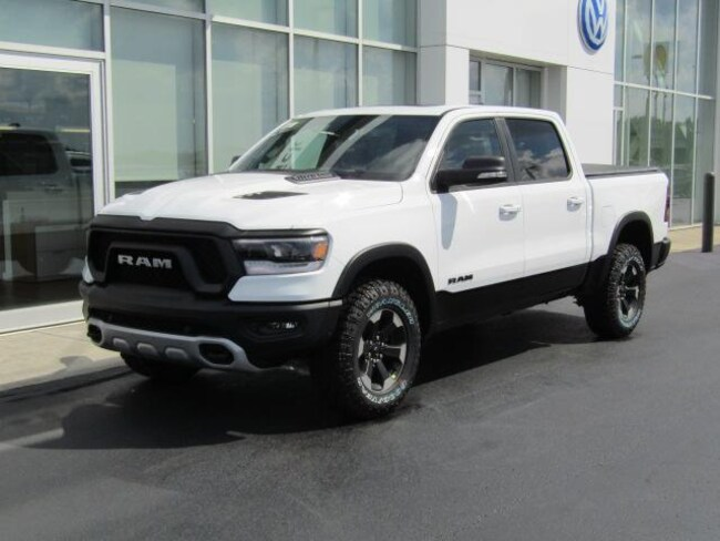 New 2019 Ram 1500 REBEL CREW CAB 4X4 5'7 BOX Crew Cab for sale in the Brunswick, OH