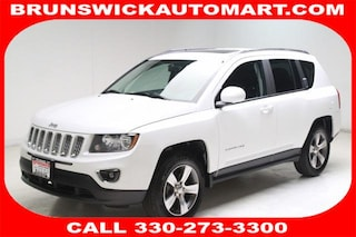 Certified Pre-Owned 2016 Jeep Compass Latitude 4x4 SUV J190939AA for sale near you in Brunswick, OH