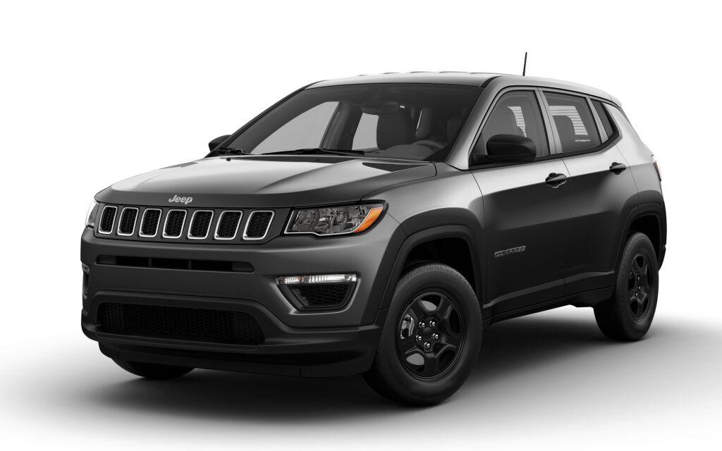 2021 Jeep Compass Sport Utility