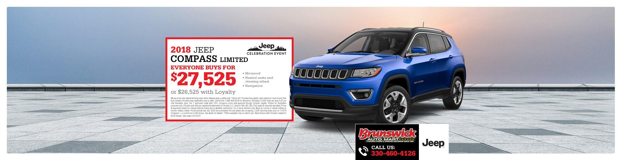 Jeep Dealers Cleveland >> New Used Car Dealer Brunswick Oh Brunswick Auto Mart