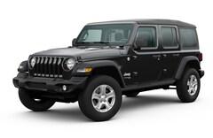 2020 Jeep Wrangler UNLIMITED SPORT S 4X4 Sport Utility