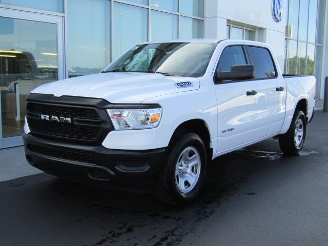 Featured New 2019 Ram All-New 1500 TRADESMAN CREW CAB 4X4 5'7 BOX Crew Cab for sale near you in Brunswick, OH