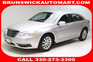 Used 2012 Chrysler 200 Touring Sedan 1C3CCBBB6CN176092 J182215A in Brunswick, OH