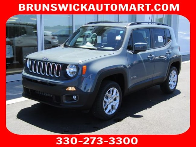 New 2018 Jeep Renegade LATITUDE 4X2 Sport Utility for sale in the Brunswick, OH