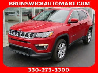 New 2018 Jeep Compass LATITUDE 4X4 Sport Utility J182059 in Brunswick, OH