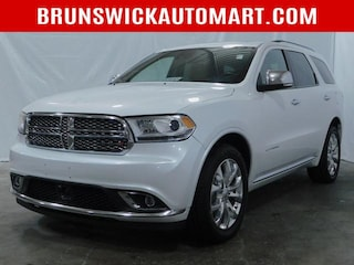 Certified Pre-Owned 2016 Dodge Durango Citadel SUV D200648A for sale near you in Brunswick, OH