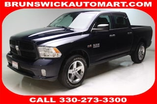 Used 2015 Ram 1500 Express Truck Crew Cab 1C6RR7KTXFS503228 D190617A in Brunswick, OH