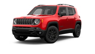 New 2019 Jeep Renegade UPLAND 4X4 Sport Utility J191947 for sale near Cleveland in Brunswick OH
