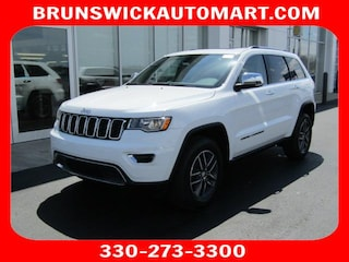 New 2018 Jeep Grand Cherokee LIMITED 4X4 Sport Utility J182243 in Brunswick, OH