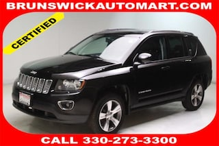 Certified Pre-Owned 2017 Jeep Compass Latitude FWD SUV J190497A for sale near you in Brunswick, OH