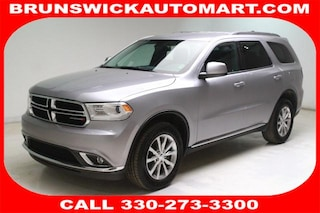 Certified Pre-Owned 2016 Dodge Durango SXT SUV D190707A for sale near you in Brunswick, OH