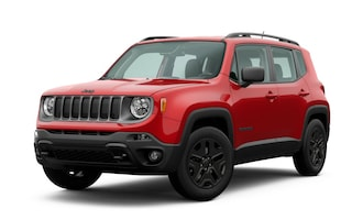 New 2020 Jeep Renegade UPLAND 4X4 Sport Utility for sale near you in Brunswick, OH