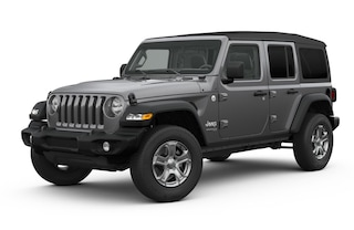 New 2019 Jeep Wrangler UNLIMITED SPORT S 4X4 Sport Utility J190859 for sale near you in Brunswick, OH