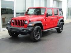 2020 Jeep Wrangler UNLIMITED SPORT ALTITUDE 4X4 Sport Utility