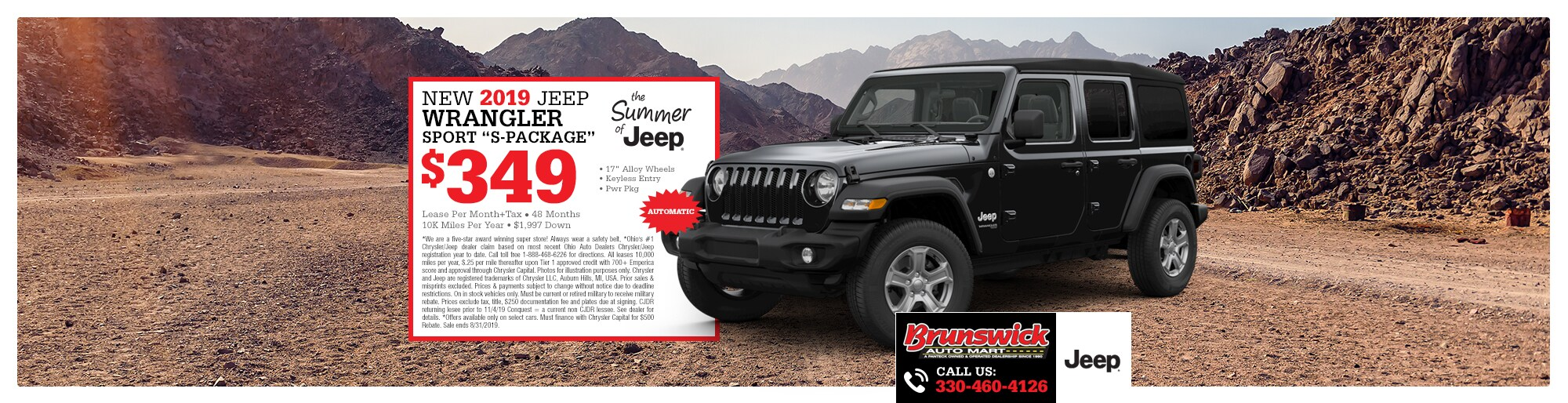 Jeep Dealers Cleveland >> New Used Car Dealer Brunswick Oh Brunswick Auto Mart