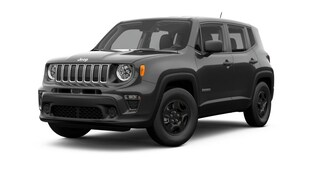New 2019 Jeep Renegade SPORT 4X4 Sport Utility J191820 for sale near Cleveland in Brunswick OH