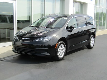Featured New 2020 Chrysler Voyager LX Passenger Van for sale near you in Brunswick, OH