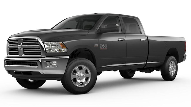 New 2018 Ram 3500 BIG HORN CREW CAB 4X4 8' BOX Crew Cab for sale in the Brunswick, OH