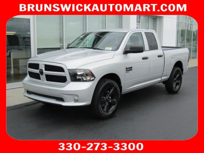 New 2019 Ram 1500 CLASSIC EXPRESS QUAD CAB 4X4 6'4 BOX Quad Cab for sale in the Brunswick, OH
