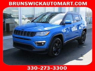 New 2018 Jeep Compass ALTITUDE FWD Sport Utility J181772 in Brunswick, OH
