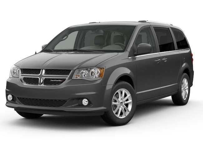 New 2019 Dodge Grand Caravan SXT Passenger Van for sale in the Brunswick, OH