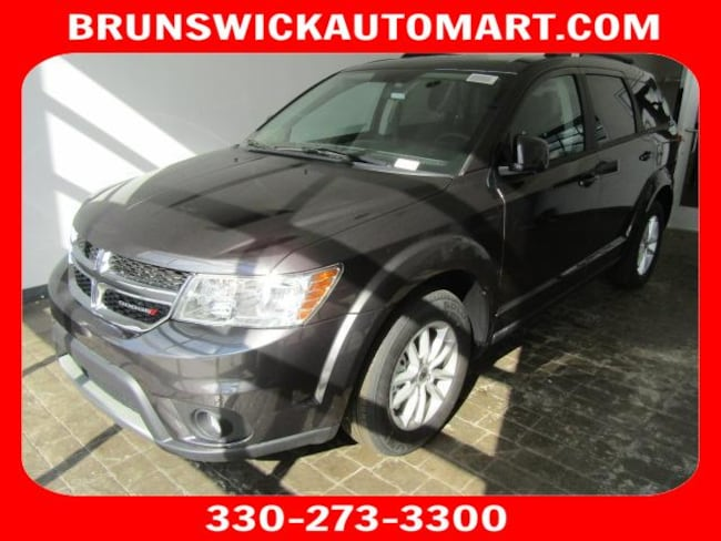 New 2018 Dodge Journey SXT Sport Utility for sale in the Brunswick, OH