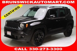 Used 2016 Jeep Renegade Latitude 4x4 SUV ZACCJBBT1GPD26665 J190799A in Brunswick, OH