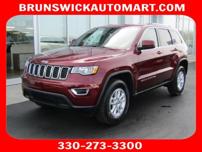 New 2018 Jeep Grand Cherokee LAREDO E 4X4 Sport Utility for sale in the Brunswick, OH
