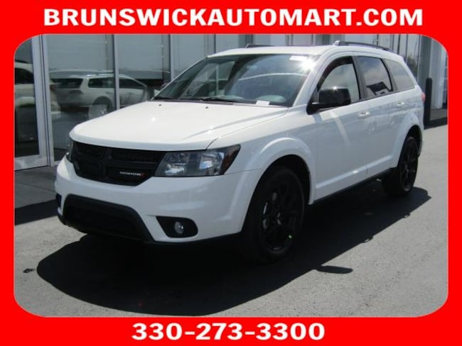 New 2018 Dodge Journey GT AWD Sport Utility for sale in the Brunswick, OH