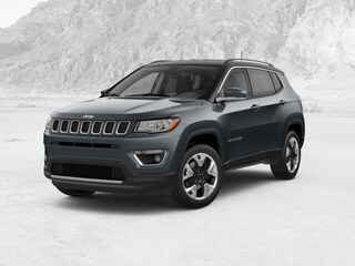 New 2018 Jeep Compass LIMITED FWD Sport Utility for sale near you in Brunswick, OH