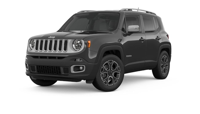 New 2018 Jeep Renegade LIMITED 4X4 Sport Utility for sale in the Brunswick, OH
