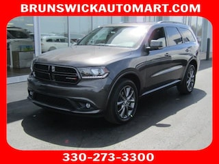 New 2018 Dodge Durango GT AWD Sport Utility D181058 in Brunswick, OH