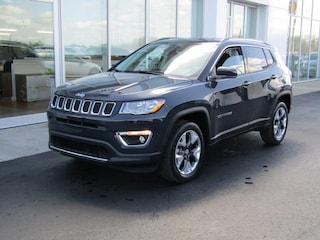New 2018 Jeep Compass LIMITED 4X4 Sport Utility J181691 for sale near you in Brunswick, OH