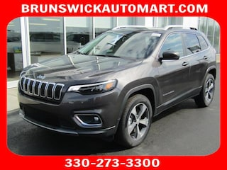 New 2019 Jeep Cherokee LIMITED 4X4 Sport Utility J190382 in Brunswick, OH