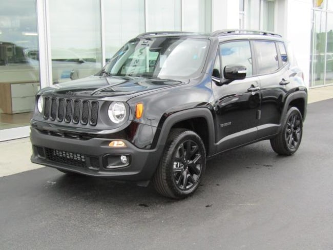 New 2018 Jeep Renegade ALTITUDE 4X4 Sport Utility for sale in the Brunswick, OH