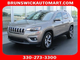 New 2019 Jeep Cherokee LIMITED 4X4 Sport Utility J190393 in Brunswick, OH
