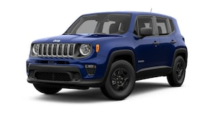 New 2019 Jeep Renegade SPORT 4X4 Sport Utility J191557 for sale near you in Brunswick, OH