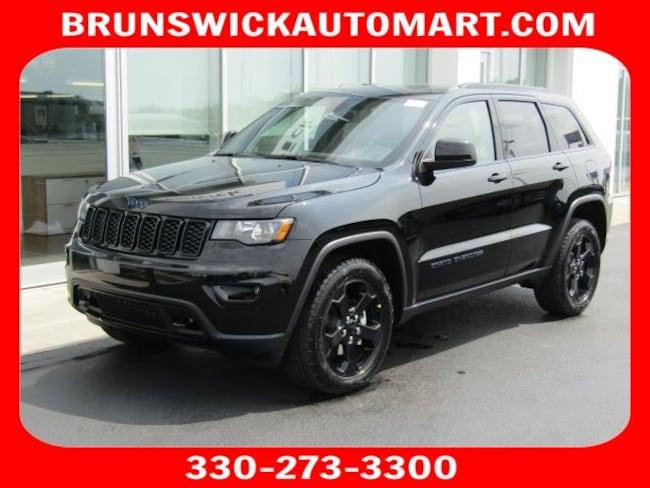 New 2019 Jeep Grand Cherokee UPLAND 4X4 Sport Utility for sale in the Brunswick, OH