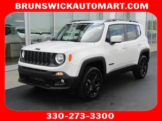 New 2018 Jeep Renegade ALTITUDE 4X4 Sport Utility J182323 in Brunswick, OH