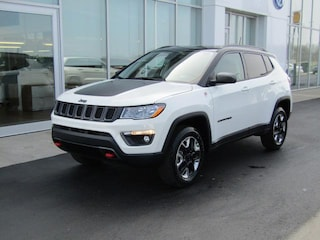 New 2018 Jeep Renegade TRAILHAWK 4X4 Sport Utility for sale near you in Brunswick, OH