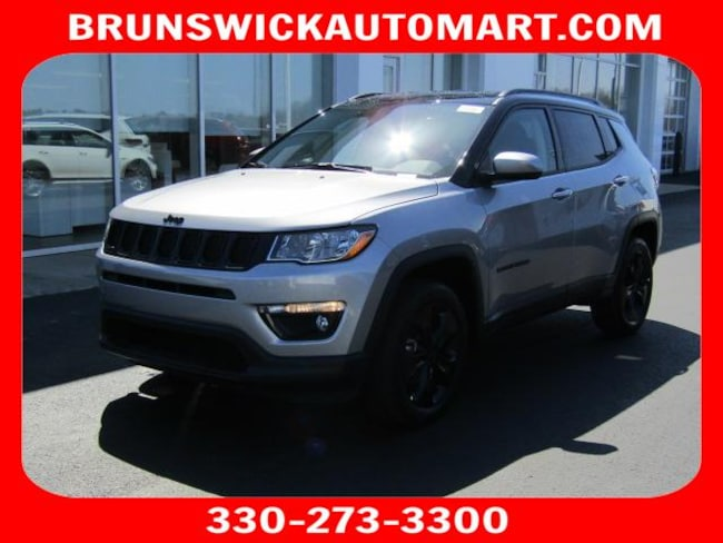 New 2018 Jeep Compass ALTITUDE FWD Sport Utility for sale in the Brunswick, OH