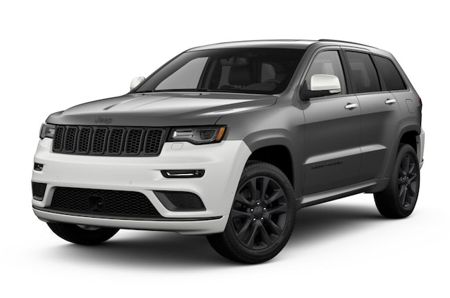 New 2018 Jeep Grand Cherokee HIGH ALTITUDE 4X4 Sport Utility for sale in the Brunswick, OH