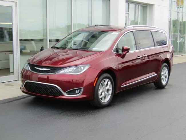 New 2019 Chrysler Pacifica TOURING L PLUS Passenger Van for sale in the Brunswick, OH