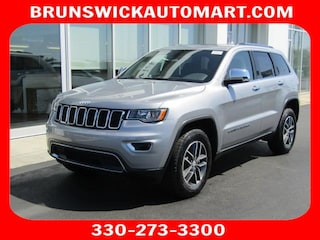 New 2018 Jeep Grand Cherokee LIMITED 4X4 Sport Utility J182042 in Brunswick, OH
