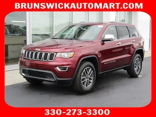 New 2019 Jeep Grand Cherokee LIMITED 4X4 Sport Utility J190554 in Brunswick, OH